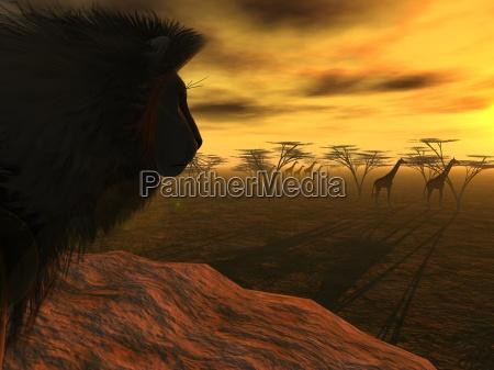 leones cena