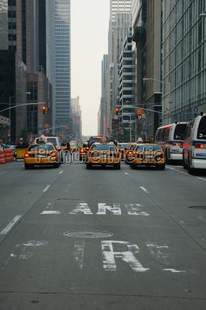 nueva york escena de la calle