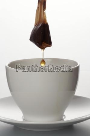 vidrio vaso comida te beber bebida