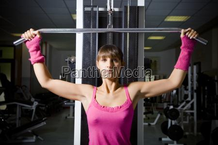 mulher movimento em movimento esporte esportes
