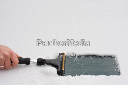 raspado de hielo