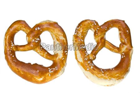 comida pastel bavaro pretzel breze laugengebaeck