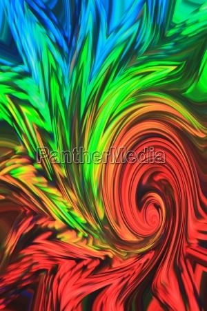 arte color colorido espiral color juego