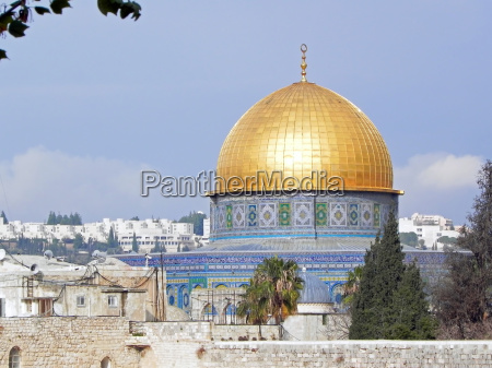 religion casco antiguo israel islam jerusalen