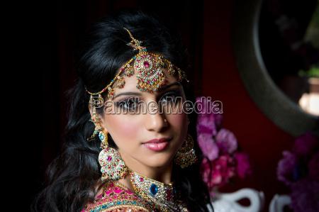 novia india magnifica