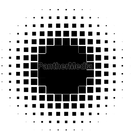 senyal movimiento en movimiento puntos abstracto