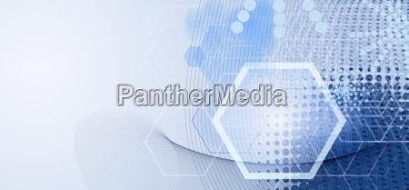 senyal tecnologia forma abstracto geometrico modelo