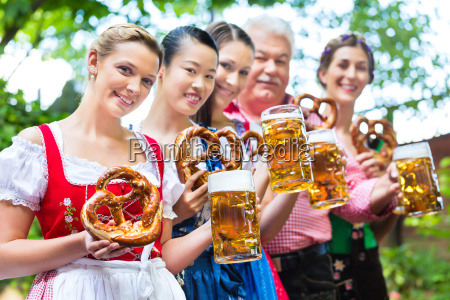 en jardin de la cerveza