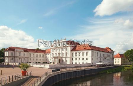 schloss oranienburg brandeburgo deutschland