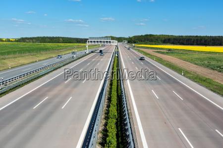 asfalto carretera infraestructura alemania camino strasse