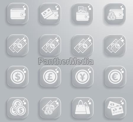 marketing and e commerce icon set