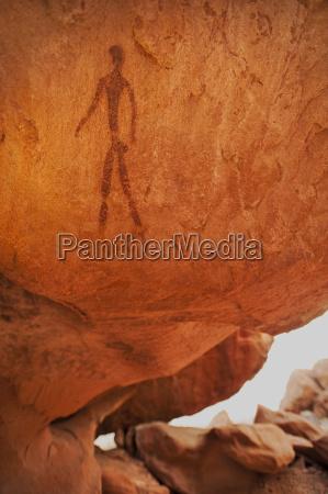 primer plano turismo africa namibia retrato