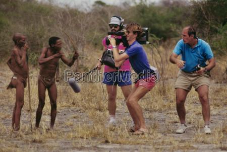 africa horizontalmente camara al aire libre