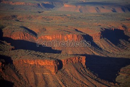 puesta del sol abendrot australia horizontalmente