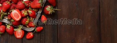 comida salud dulce primer plano verano